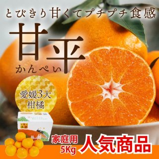 甘平 【家庭用・良品】 L~4L  5kg