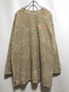 """1990's """"ST JOHN'S BAY"""" Boa Fleece Top Made in USA"""