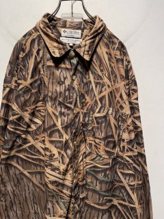 """""""Columbia"""" L/S Camouflage  Shirt"""