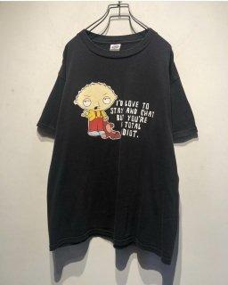 """Stewie Griffin"" Print Tee [Family Guy]"