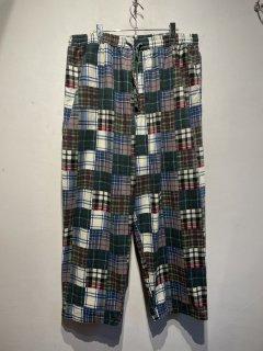 """NAUTICA"" Multi Color Easy Check Pants"