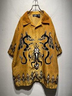 """City Impact"" S/S Design Shirt 「Dragon & Tribal」"