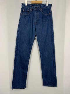 "1980's ""Levi's"" 505 Denim Pants Made in CANADA 32/32"