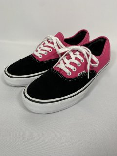 """Vans"" AUTHENTIC PRO BLACK PINK"