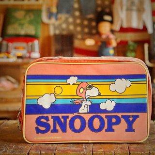ヴィンテージSNOOPYレッドバロンスーツケース