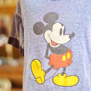 ヴィンテージディズニーミッキーマウスキッズTシャツ