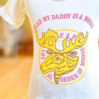 ヴィンテージLoyal Order of MooseキッズTシャツ