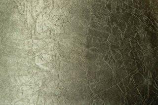 【生地】セージグリーン 光沢のあるクラッシュ模様 綾織りの生地 90cm×156cm 輸入生地