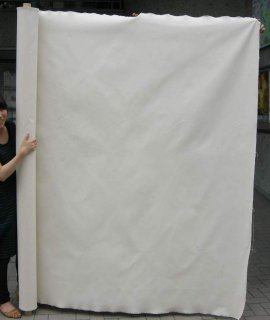 綿布生地(輸入)205cm巾×5mカット(折り畳み) 中目・厚口