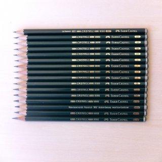 ファーバー力ステル 9000番鉛筆