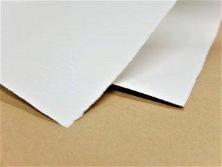 【版画用紙】ハーネミューレ ナチュラルホワイト #576 特大判