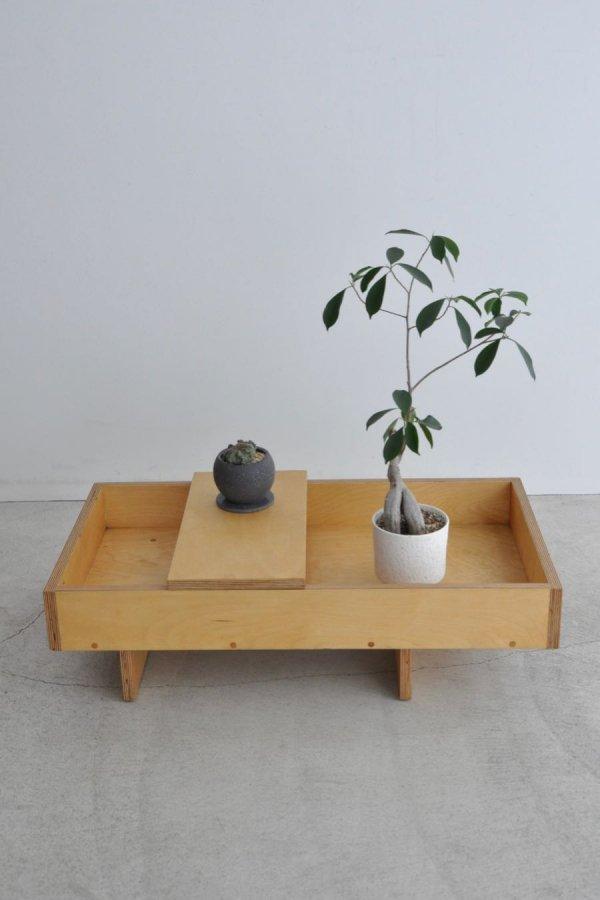 WAKA WAKA / GETA TABLE - A / NATURAL