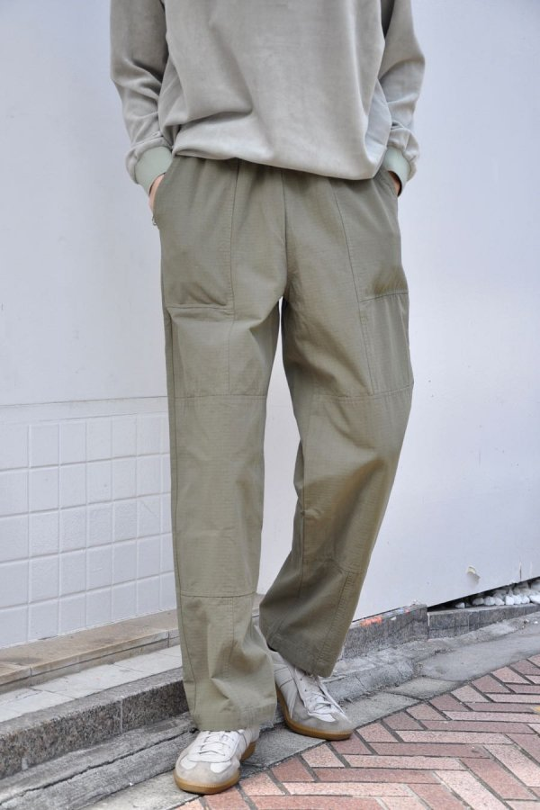 KLOKE / SPECTACL PANTS / FATIGUE GREEN
