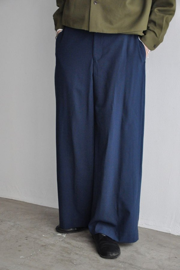 ETHOSENS / GEORGETTE WIDE / BLUE