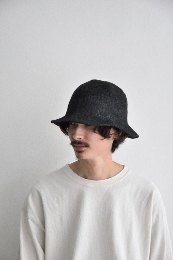 Nine tailor / Aden hat / Black