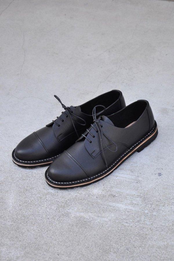 Steve Mono / Artisanal Shoes / BLACK