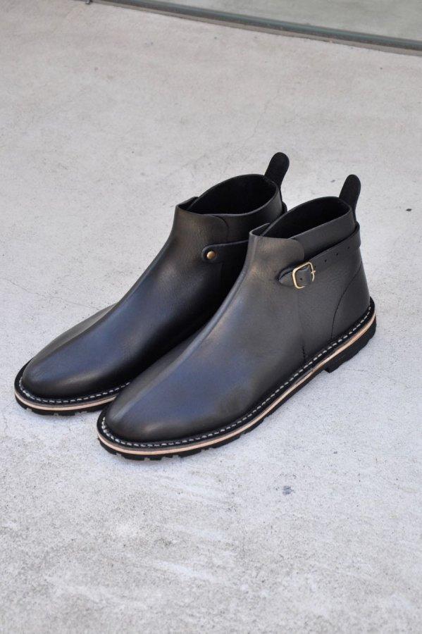 Steve Mono / Artisanal Boots / BLACK