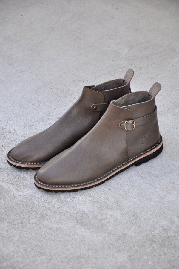Steve Mono / Artisanal Boots / OLIVE
