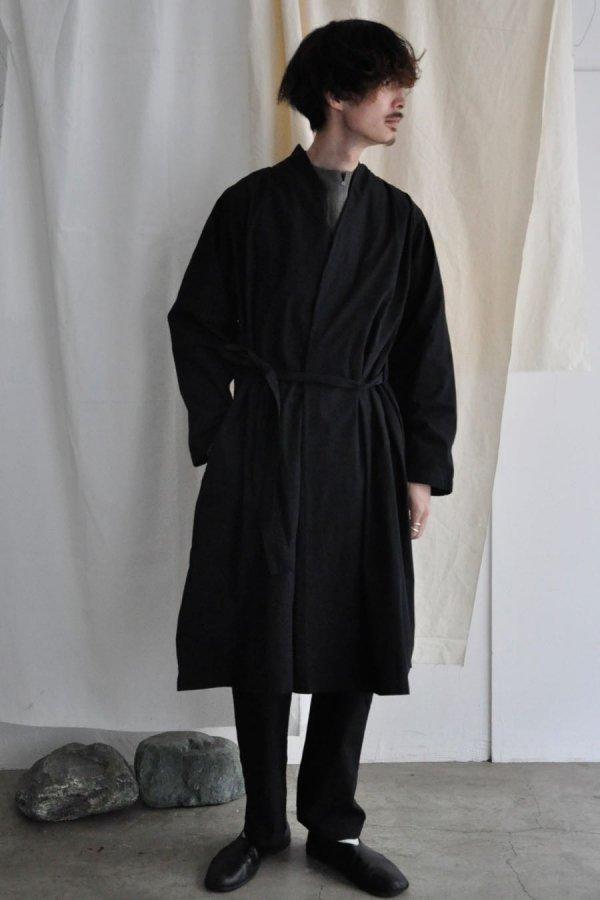 COSMIC WONDER /  Haori robe / Black