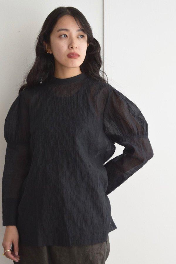 COSMIC WONDER / Celestial blouse / BLACK