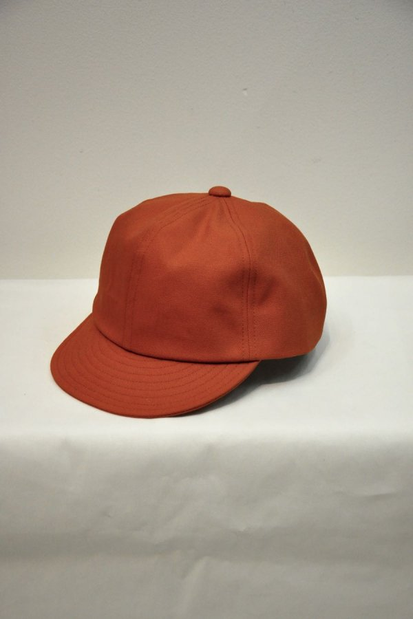 Nine tailor / Lymington Cap / Canvas orange