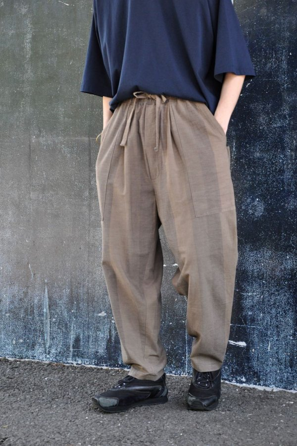 HOUSE OF THE VERY ISLAND'S / WIRR / BROWN STRIPE