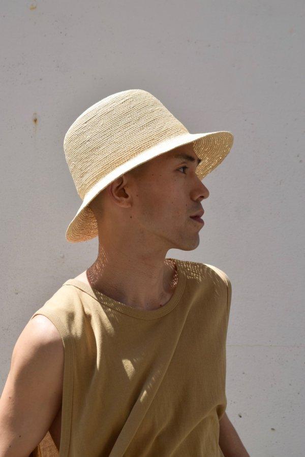 JAN JAN VAN ESSCHE / HAT#7 / NATURAL