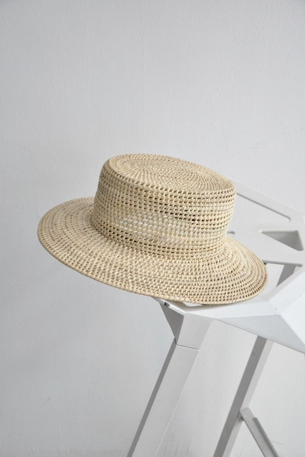 PIPS / PLAM KNOTTED HAT / NATURAL