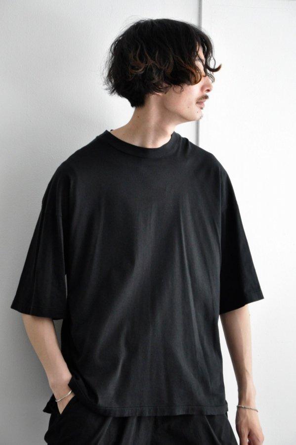 COSMIC WONDER / T-SHIRT / BLACK