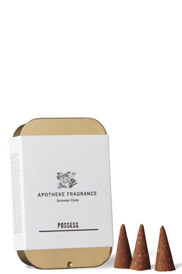 APOTHEKE FRAGRANCE / INCENSE CONES / POSSESS