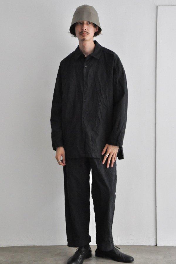 YOKO SAKAMOTO / POTTER SHIRT / BLACK