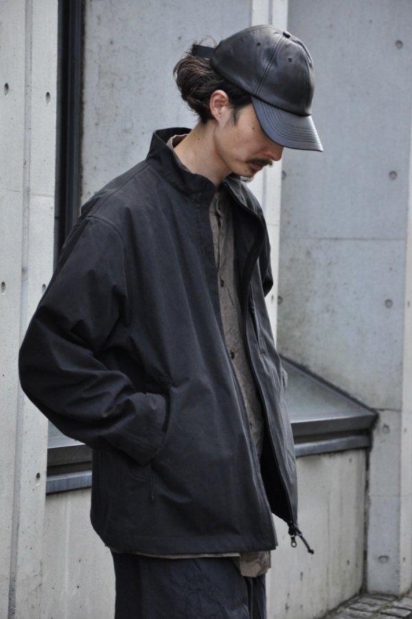 YOKO SAKAMOTO / 3L BLOUSON / BLACK