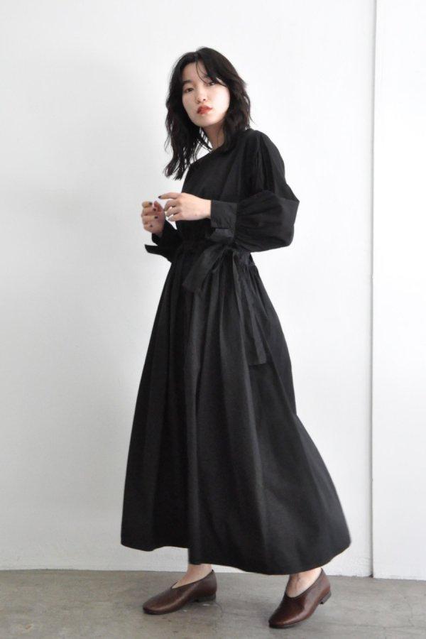 COSMIC WONDER / FARMER DRESS / BLACK