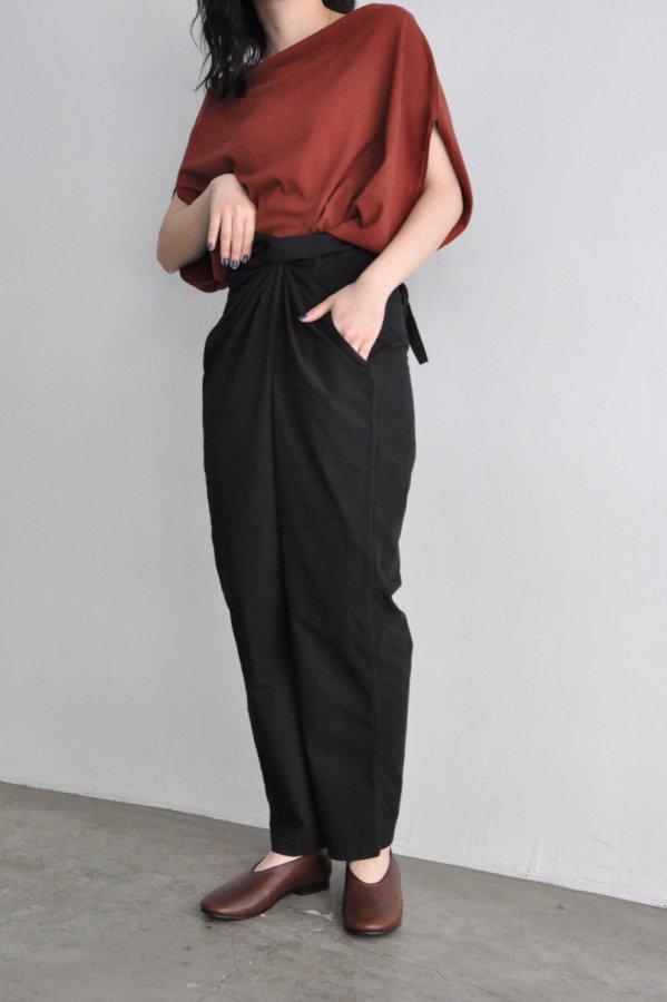 COSMIC WONDER / WRAPPED PANTS / BLACK