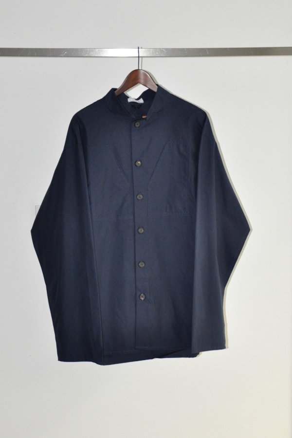 a state of nature / TYCHO /  Navy poplin