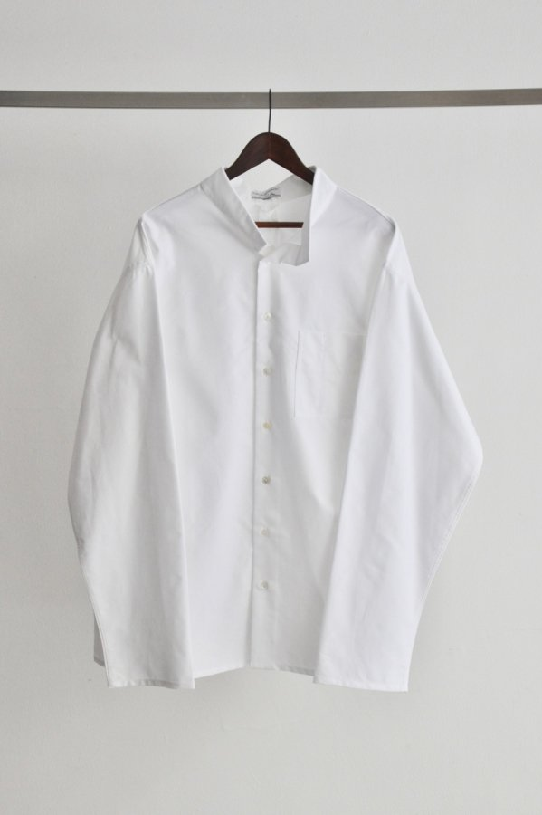 a state of nature / ANIELA / White Oxford