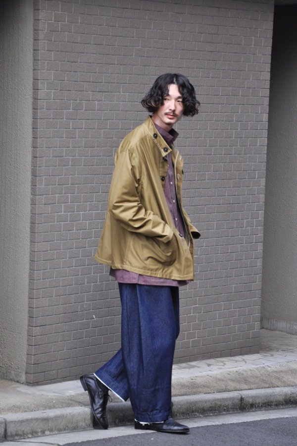 a state of nature / JANEK / Tan Heavy Twill