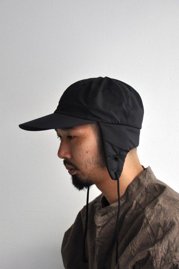 Nine tailor / Elm Cap / Black