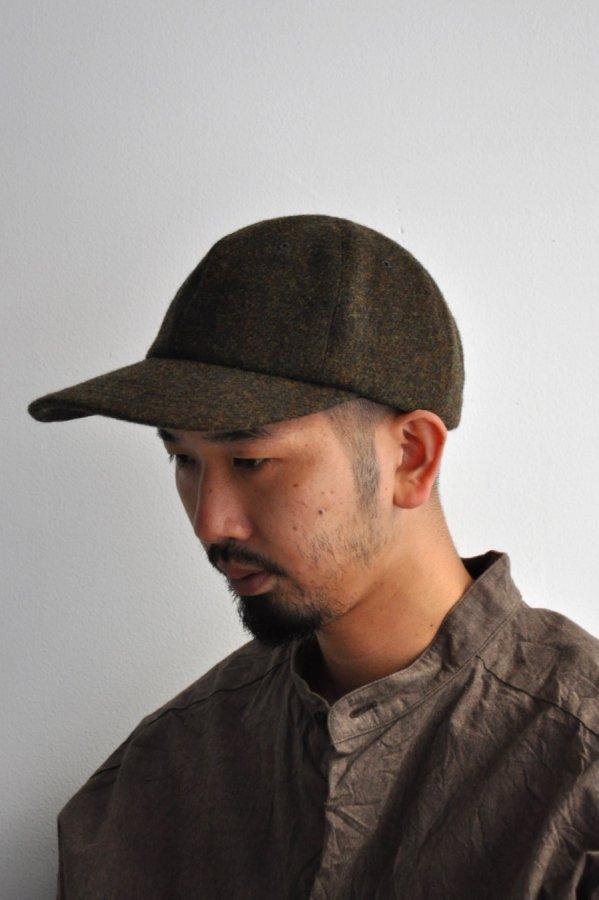 Nine tailor / Knotweed Cap / HB.Green