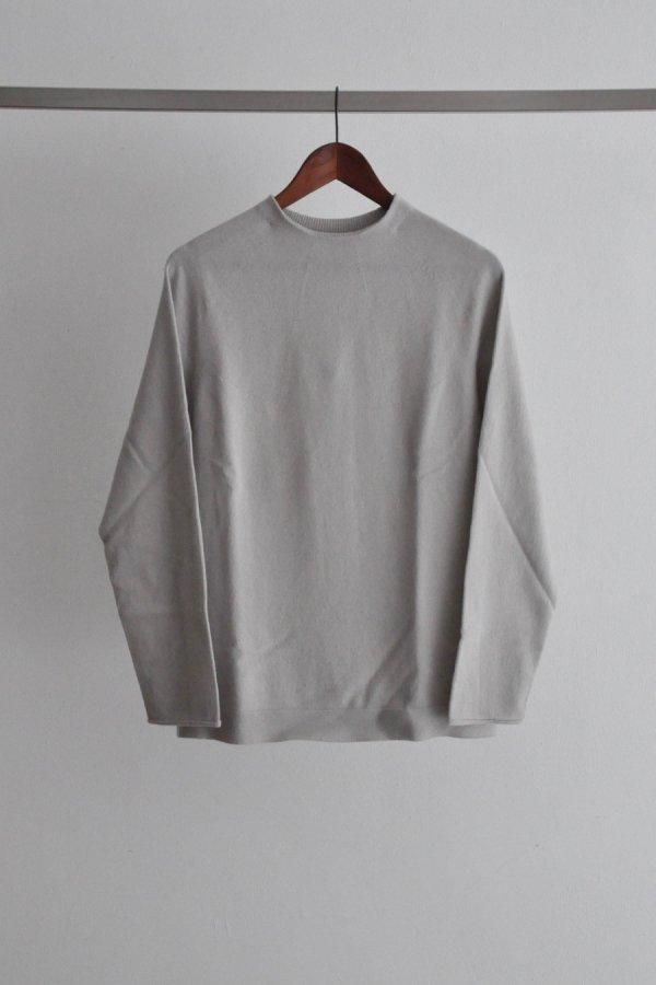 COSMIC WONDER / Cashmere sweater / Gray
