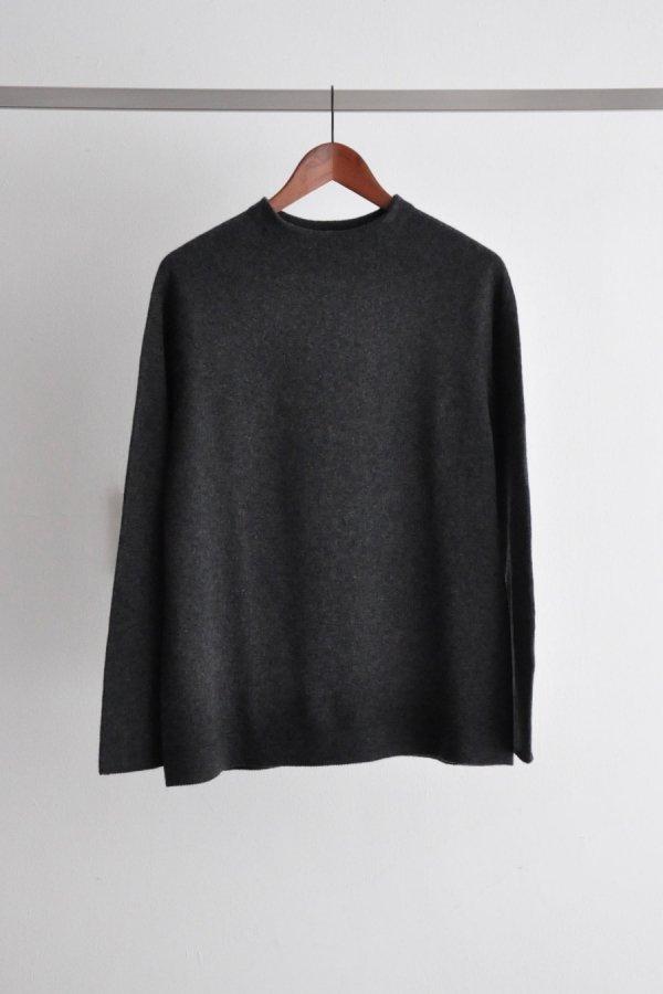 COSMIC WONDER / Cashmere sweater / Dark Gray