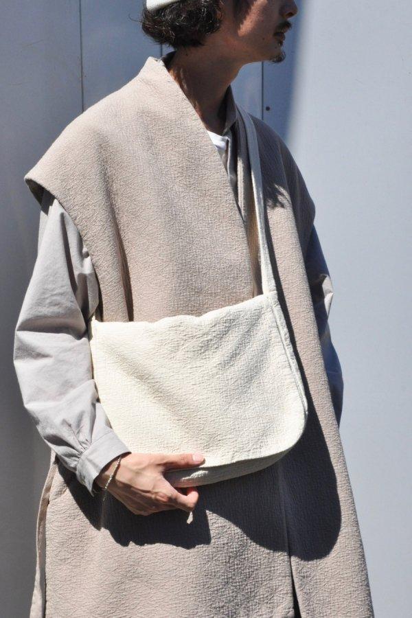 COSMIC WONDER / Flower of life sashiko bag