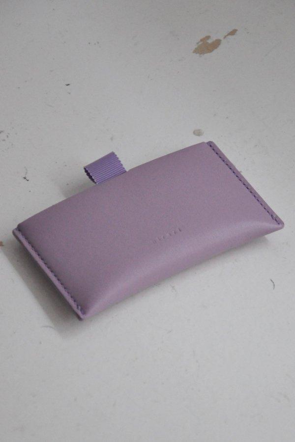 hirari / CARD CASE / GRAPE