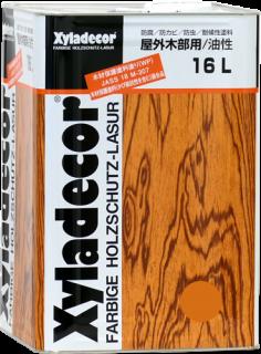 キシラデコール【16L】(#109)シルバグレイ