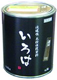 いろはカラー(屋内・屋外兼用)【0.8L】YT 栗皮茶(くりかわちゃ)