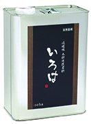 いろはカラー(屋内・屋外兼用)【3.5L】YU 濃茶(こいちゃ)
