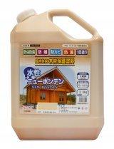 水性ニューボンデン 【3.5Kg】(#120)白木