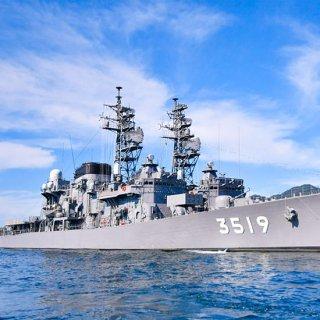 呉護衛艦クルーズ (28Feet)