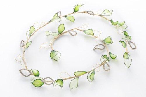 leaf garland