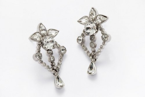 la neige earrings